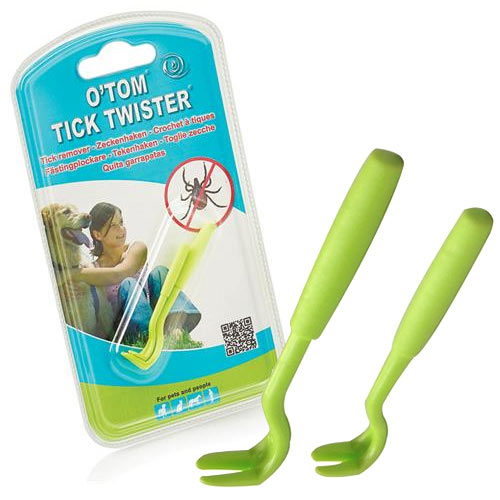 Tick Twister Chemical Free Dog Tick Removal Tool