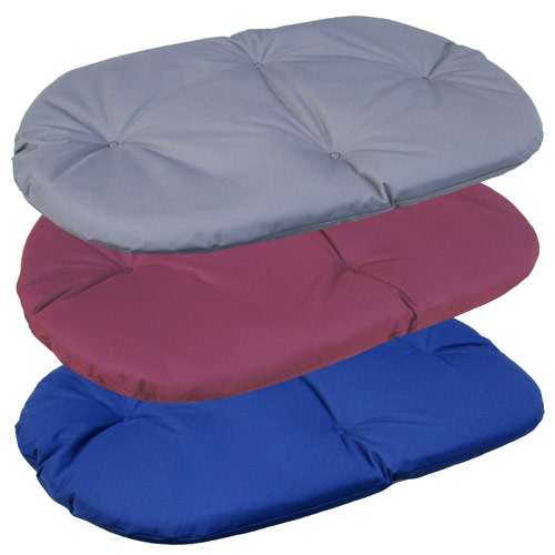 Oval Waterproof Dog Cushion Country Dog Beds Uk Made
